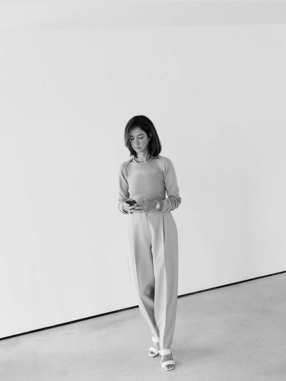 Cécile Frot-Coutaz for Elle